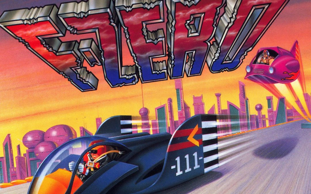 F-Zero for the Super Nintendo