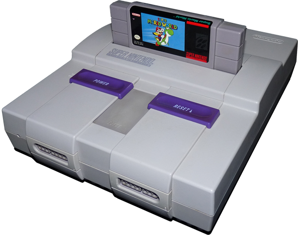 Super Nintendo Entertainment System : Super nintendo snes information specs