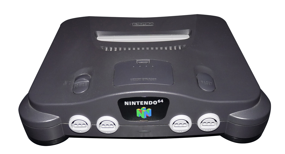 how to connect hook up nintendo 64 n64 system
