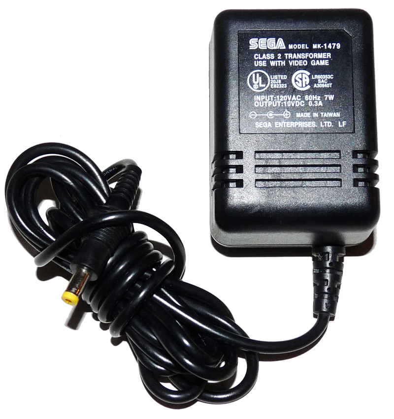 How which do i need SEGA AC Power Supply Information Specs