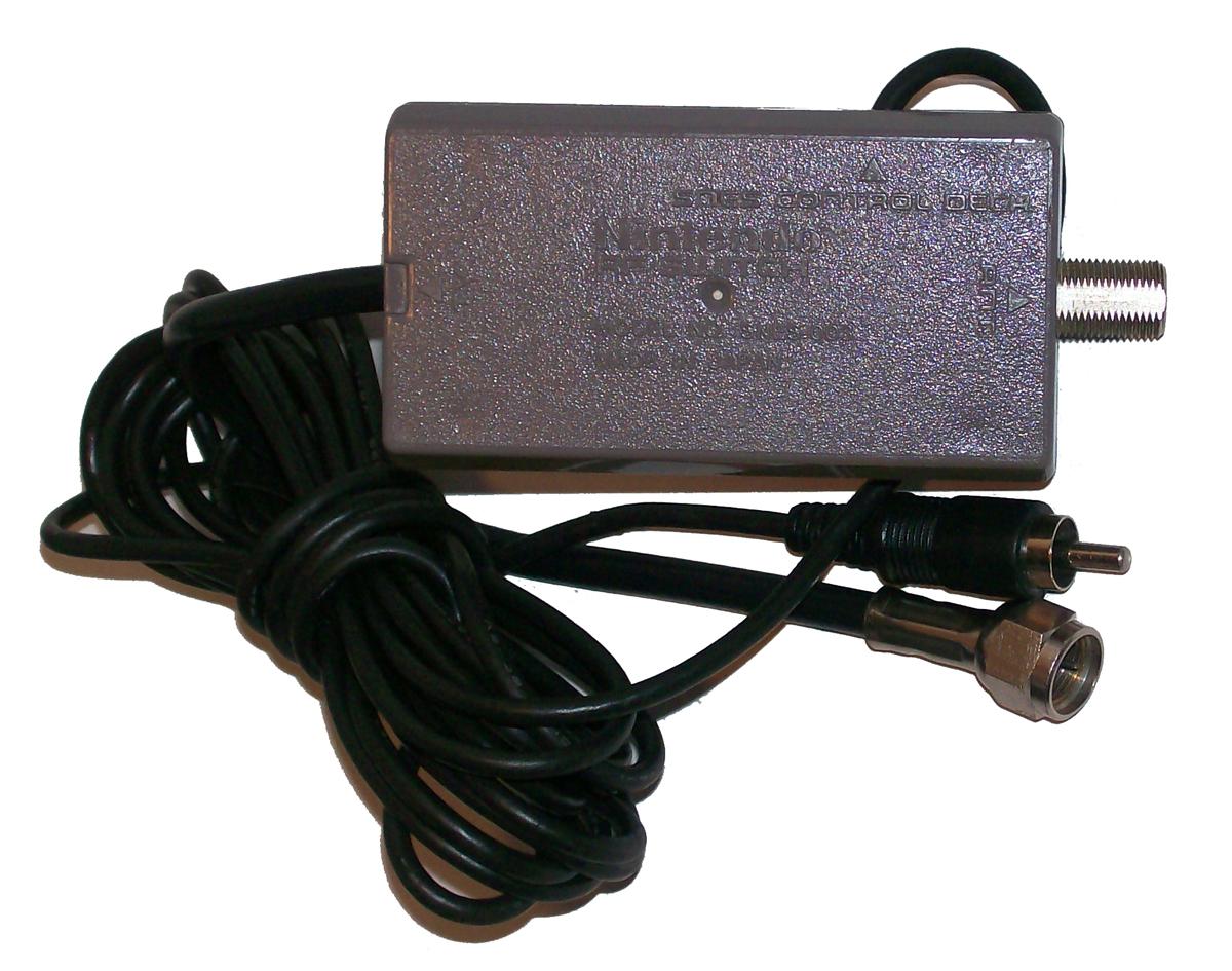 European hook up adapter