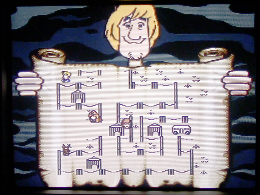 Scooby Doo Mystery For The Super Nintendo Review Gametrog