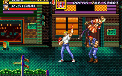 Trog Vlog: Episode 007 – Streets of Rage 2