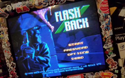 Flashback: The Quest for Identity for the SEGA Genesis – Review
